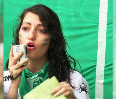 Aless Muñoz candidata a regidora es atacada por su activismo feminista